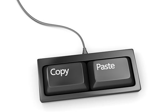 Копипаст контента: преступление без наказания
