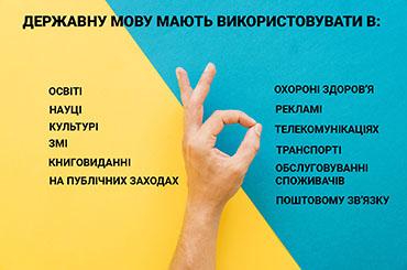 Закон про мови: як зробити свій сайт відповідним